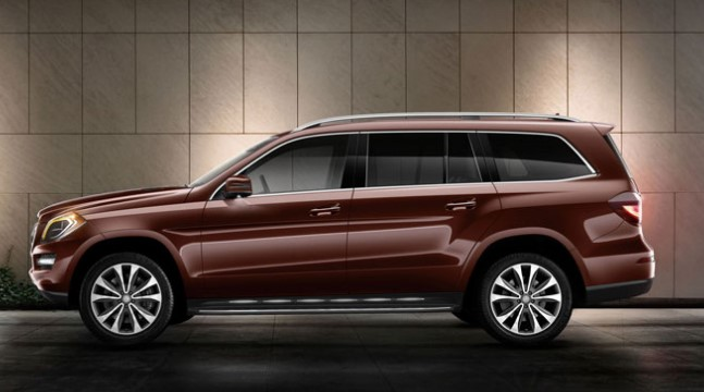 2015 Mercedes-Benz GL-Class GL450 ready for import export - ImportRates.com 2