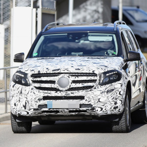 2016 Mercedes-Benz-GL450 Ready for Import Export