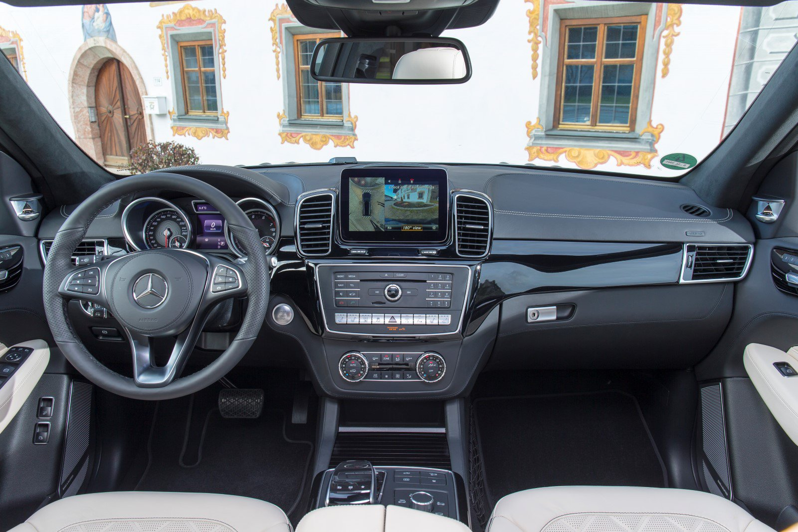 2017 Mercedes-Benz GLS-Class Interior - ImportRates