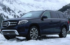 2017 Mercedes-Benz GLS450 - ImportRates.com