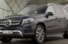 2017 Mercedes-Benz GLS450 Import & Export Ready - ImportRates.com 1