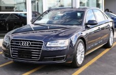2016 Audi A8L Import & Export Ready - ImportRates.com