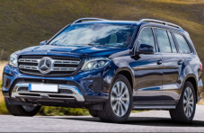2017 Mercedes-Benz GLS450 Import Export Ready - ImportRates.com 1