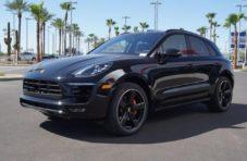 2017 Porsche Macan Black 7