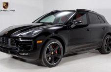 2017 Porsche Macan GTS Black
