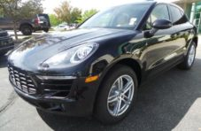 2107 Porsche Macan Turbo Black 816 2